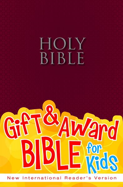 The NIrV Holy Bible for Kids By: ZonderKidz