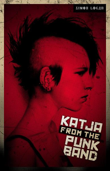 Katja From the Punk Band By: Simon Logan