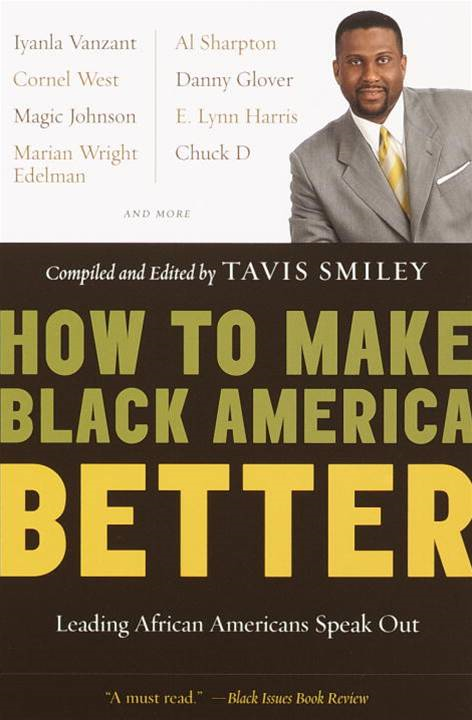 How to Make Black America Better