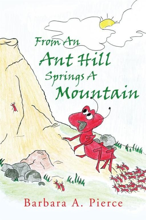 From An Ant Hill Springs A Mountain