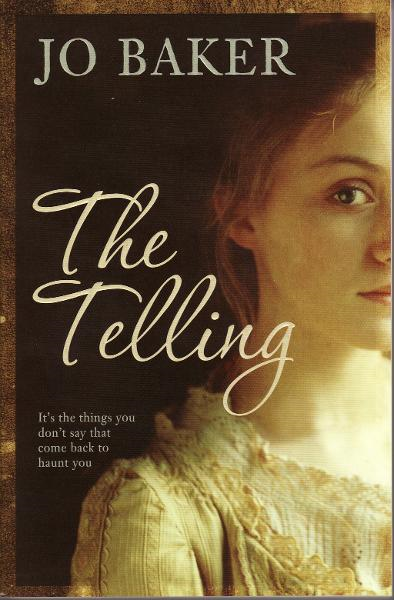 The Telling By: Jo Baker
