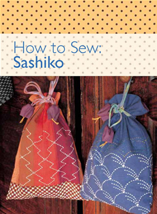 How to Sew - Sashiko