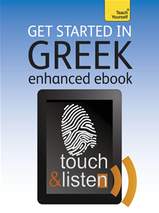 Getting Started In Greek (Kindle Enhanced Edition) Teach Yourself