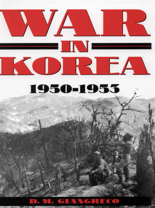 War in Korea