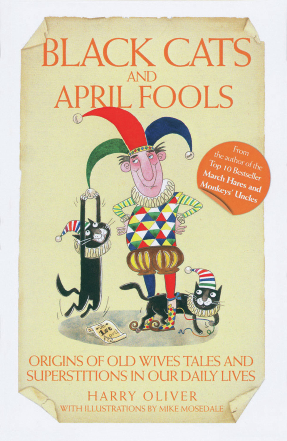 Black Cats and April Fools