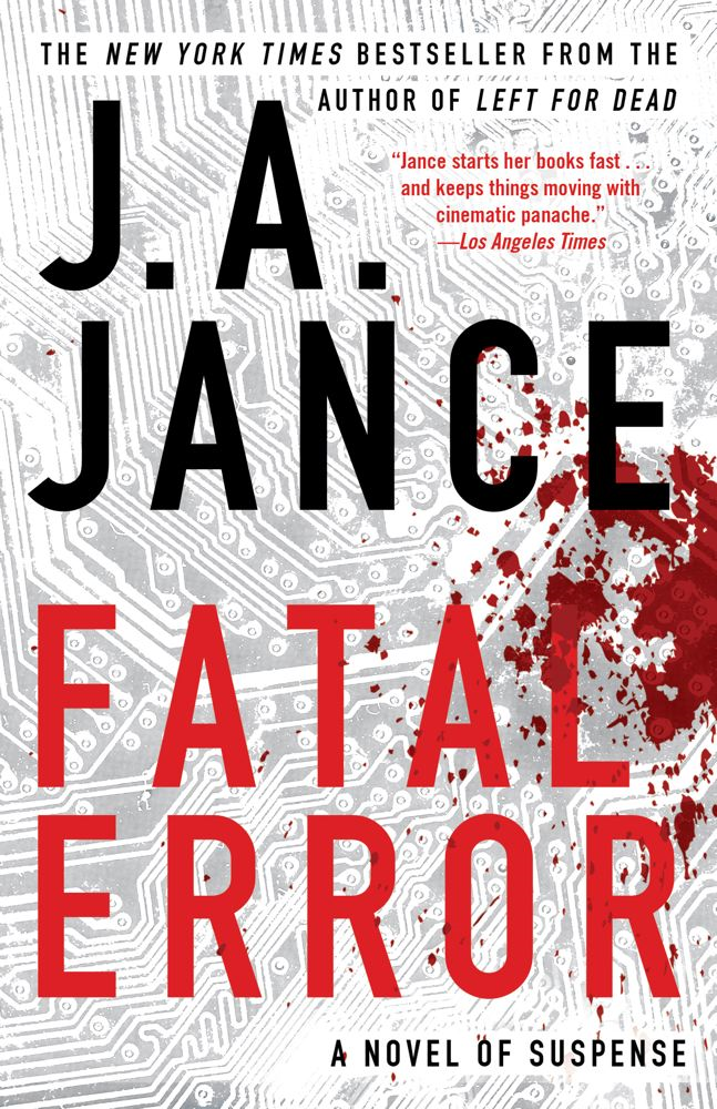 Fatal Error By: J.A. Jance
