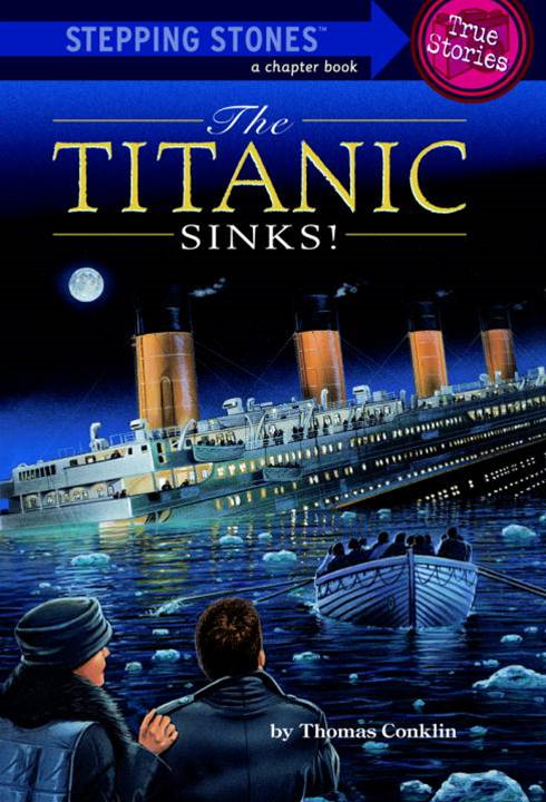 The Titanic Sinks! By: Thomas Conklin