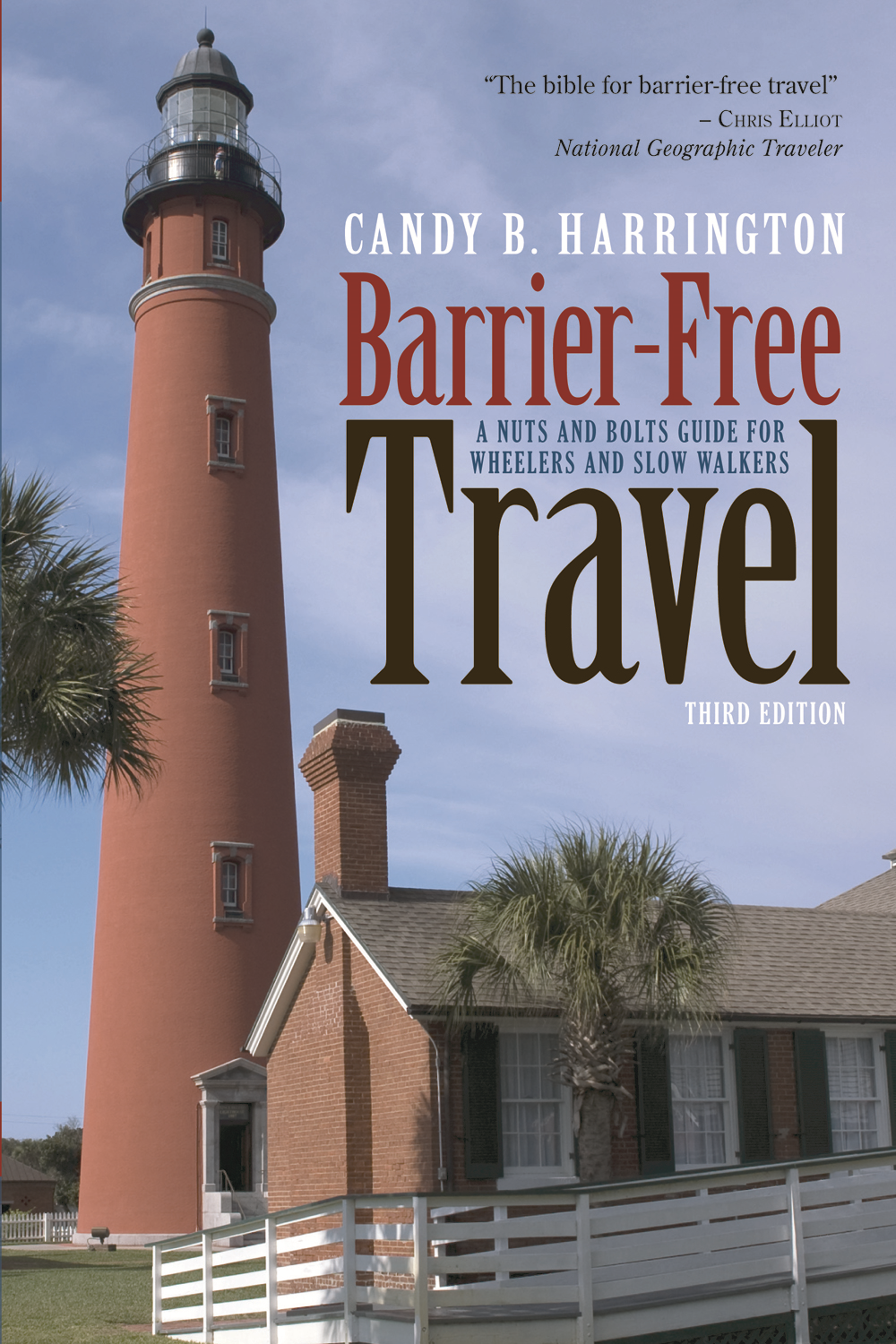 Barrier-Free Travel By: Candy Harrington