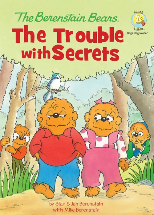The Berenstain Bears: The Trouble with Secrets