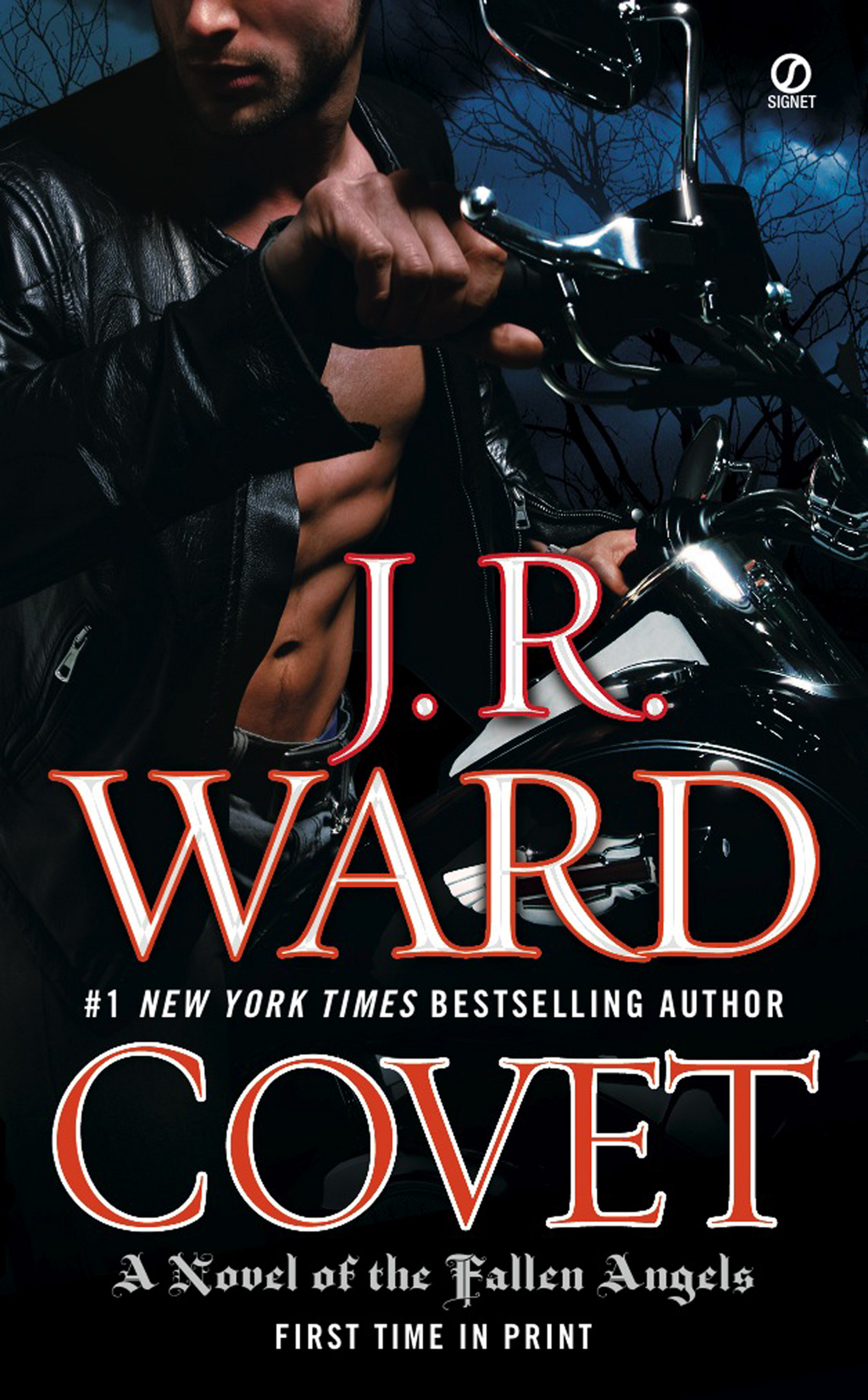 Covet: A Novel of the Fallen Angels By: J.R. Ward