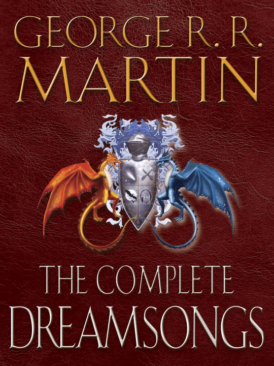 Dreamsongs 2-Book Bundle By: George R.R. Martin