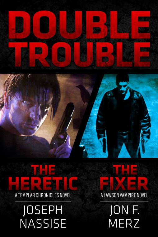 Double Trouble By: Jon F. Merz,Joseph Nassise