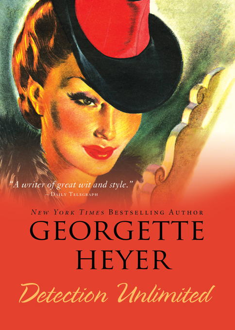 Detection Unlimited By: Georgette Heyer