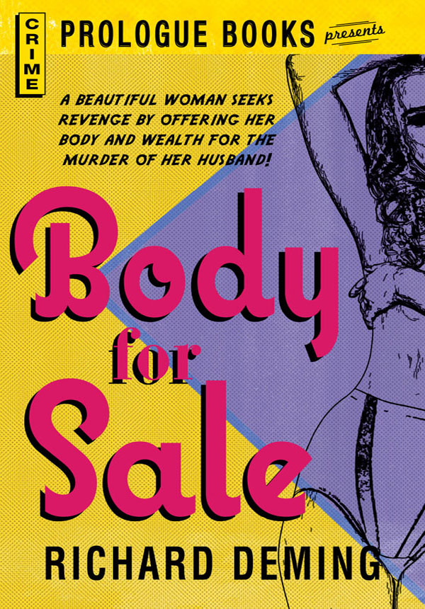 Body For Sale By: Richard Deming