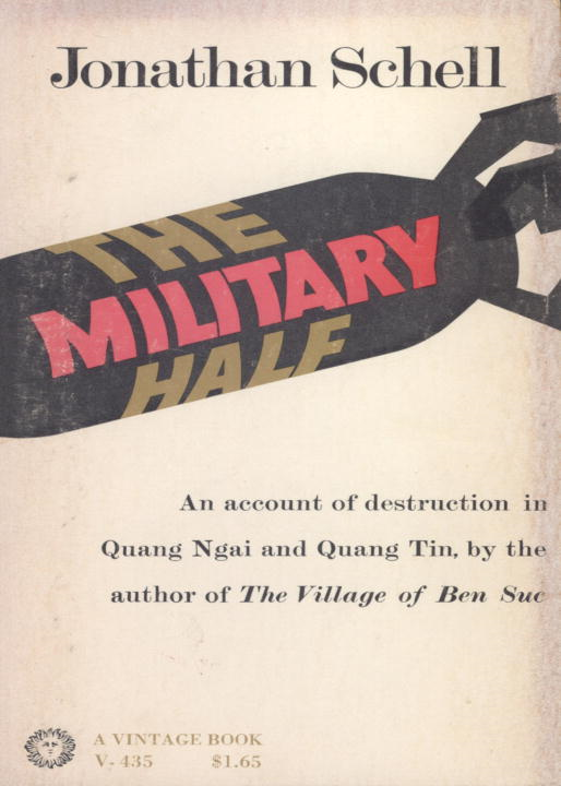 The Military Half By: Jonathan Schell