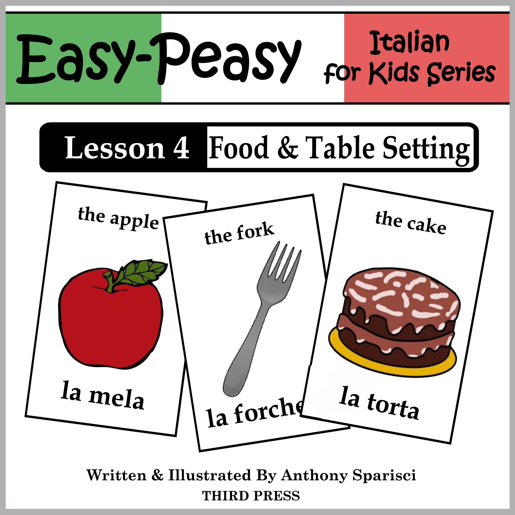Italian Lesson 4: Food & Table Setting