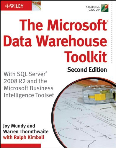 The Microsoft Data Warehouse Toolkit