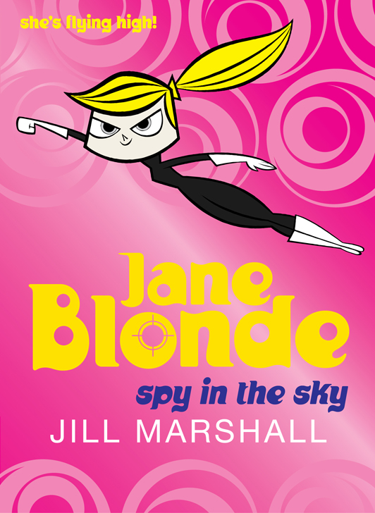 Jane Blonde 6: Spy in the Sky