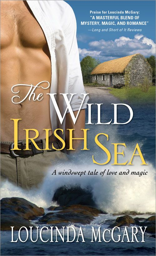 Wild Irish Sea By: Loucinda McGary
