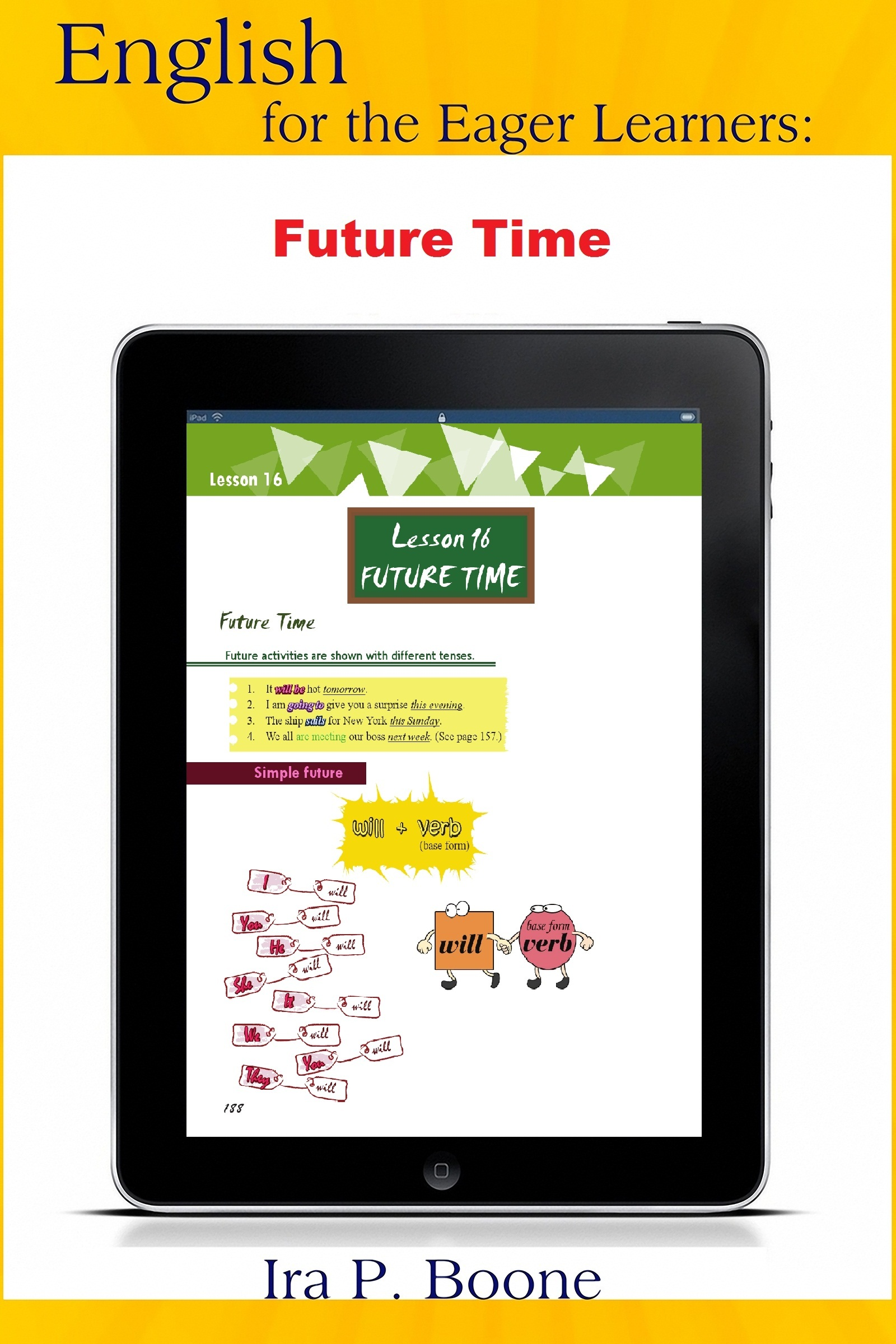 English for the Eager Learners: Future Time
