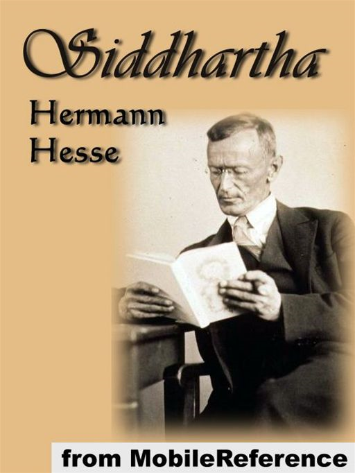 Siddhartha (German Edition) (Mobi Classics) By: Hermann Hesse