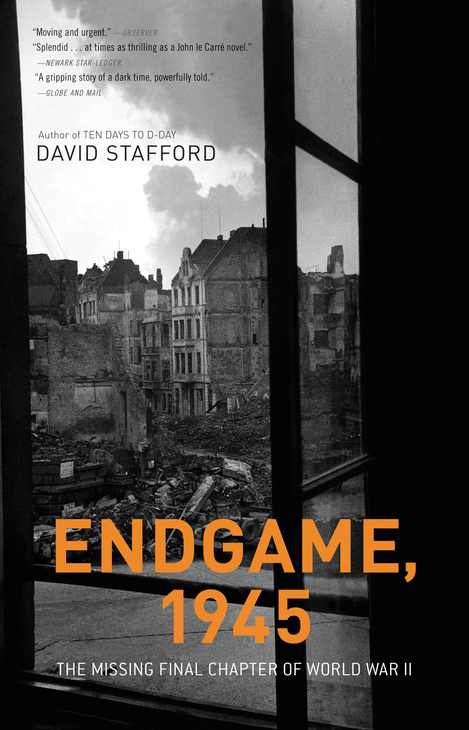 Endgame, 1945 By: David Stafford