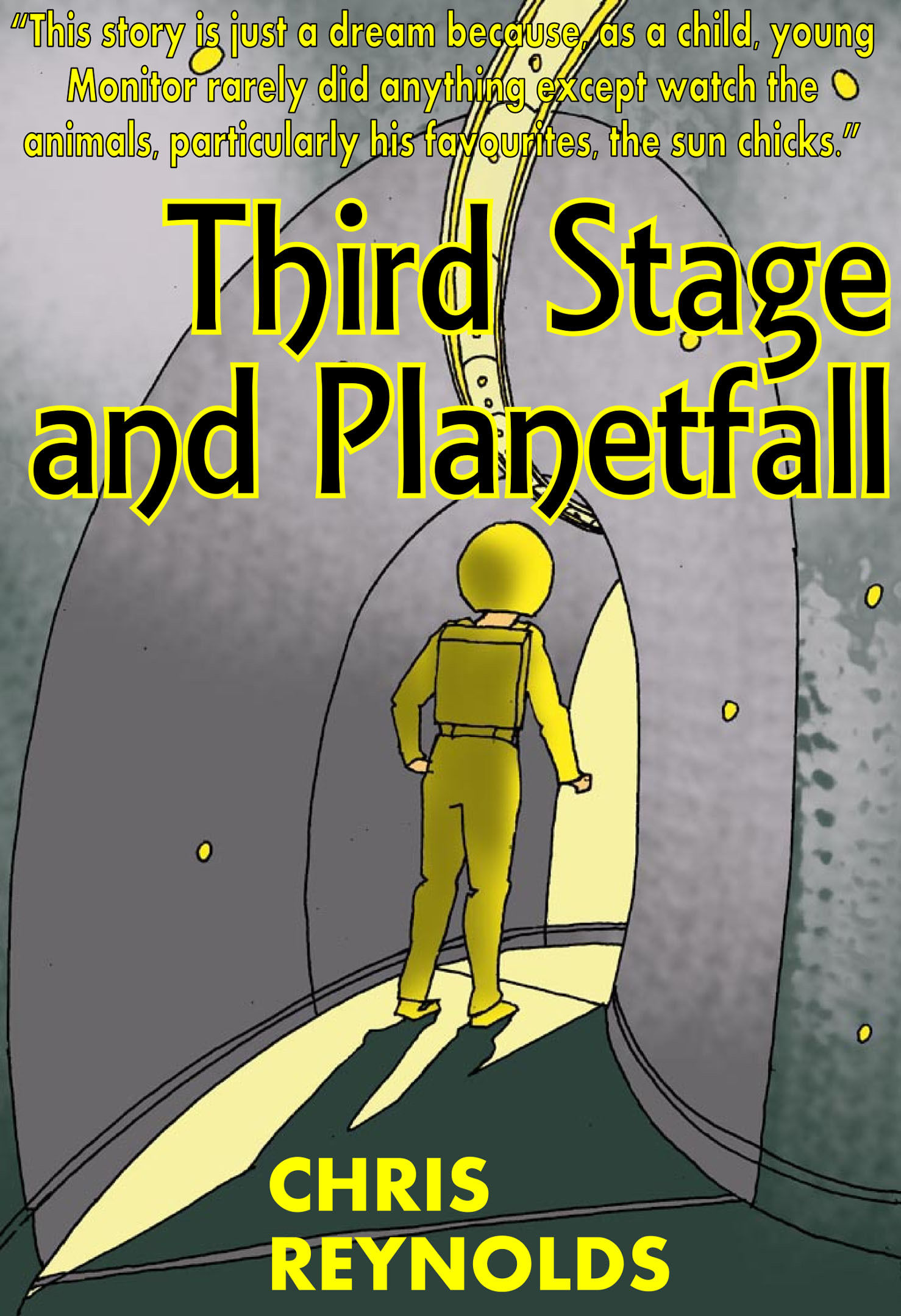 Third Stage and Planetfall