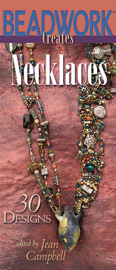 Beadwork Creates Necklaces