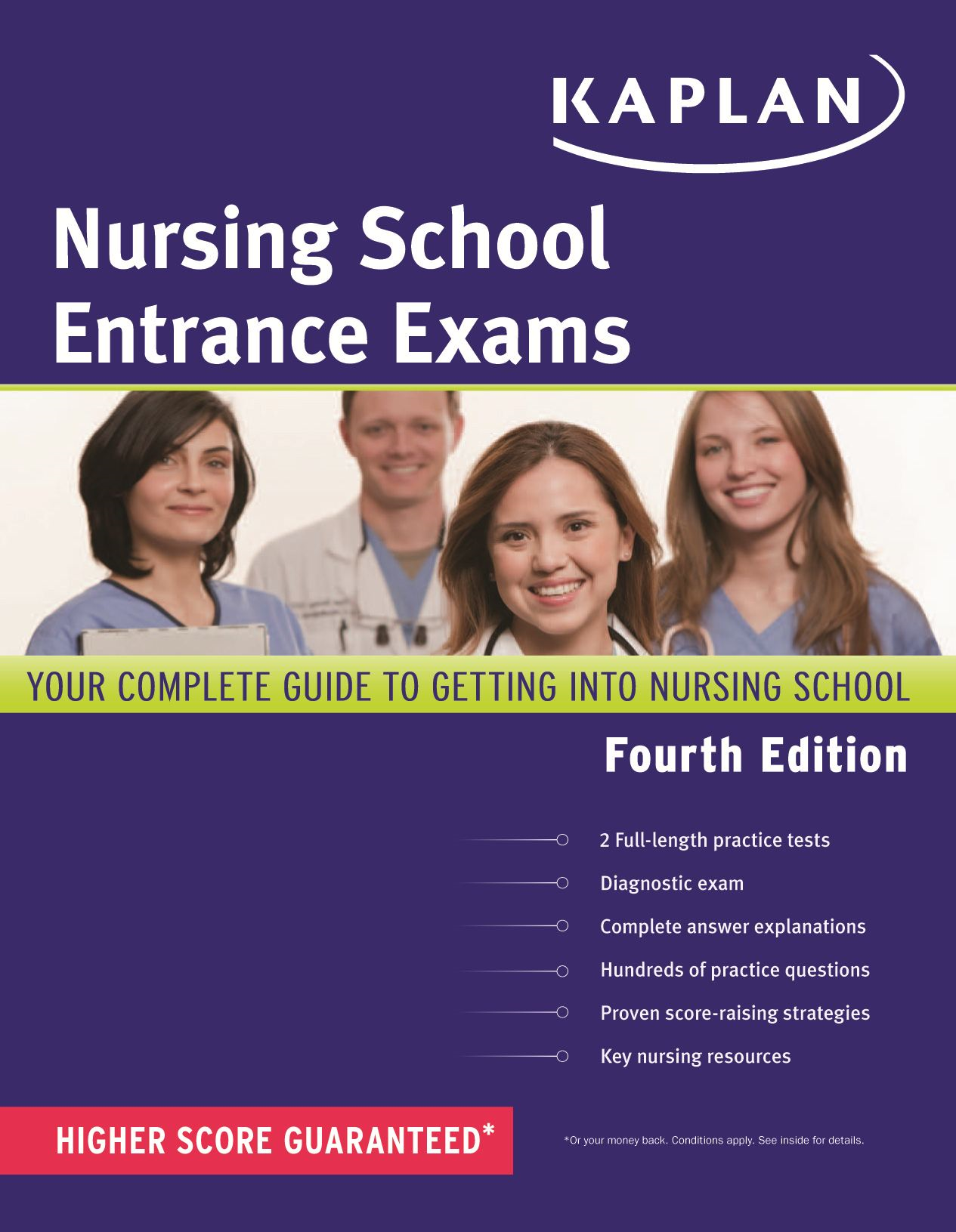 Kaplan Nursing School Entrance Exams By: Kaplan