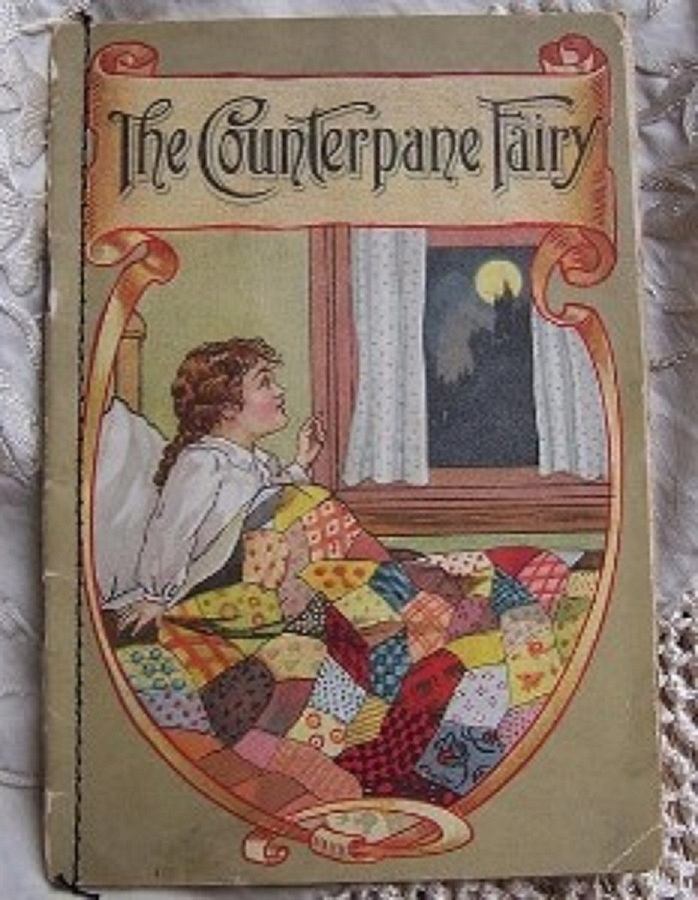 The Counterpane Fairy, Illustrated
