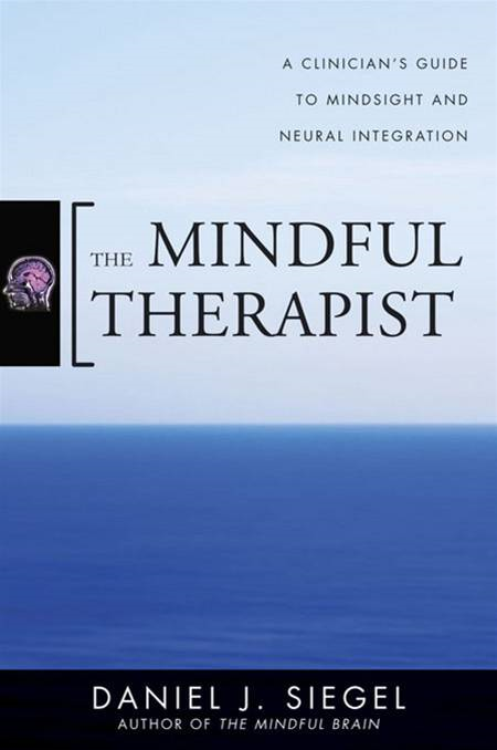 The Mindful Therapist: A Clinician's Guide to Mindsight and Neural Integration By: Daniel J. Siegel