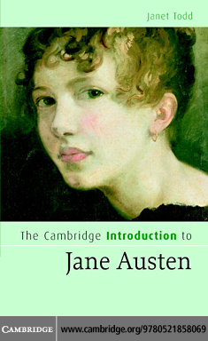 The Cambridge Introduction to Jane Austen By: Todd, Janet
