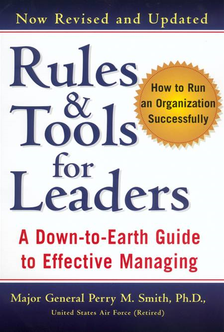 Rules and Tools for Leaders (Revised)
