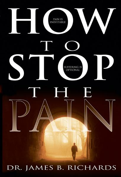 How To Stop The Pain By: James Richards