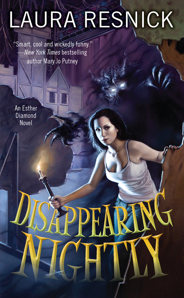 Disappearing Nightly By: Laura Resnick