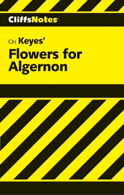 an analysis of the characters of flowers for algernon by daniel keyes Flowers for algernon is a science fiction short story novel written by daniel keyes   test subject and main character of the story charlie gordon who has   american author : daniel keyes  minute book report video summary.
