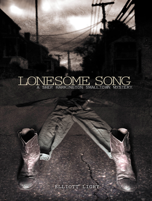 Lonesome Song: A Shep Harrington SmallTown Mystery