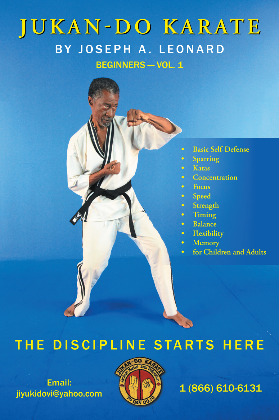 Jukan - Do Karate By: Joseph A. Leonard