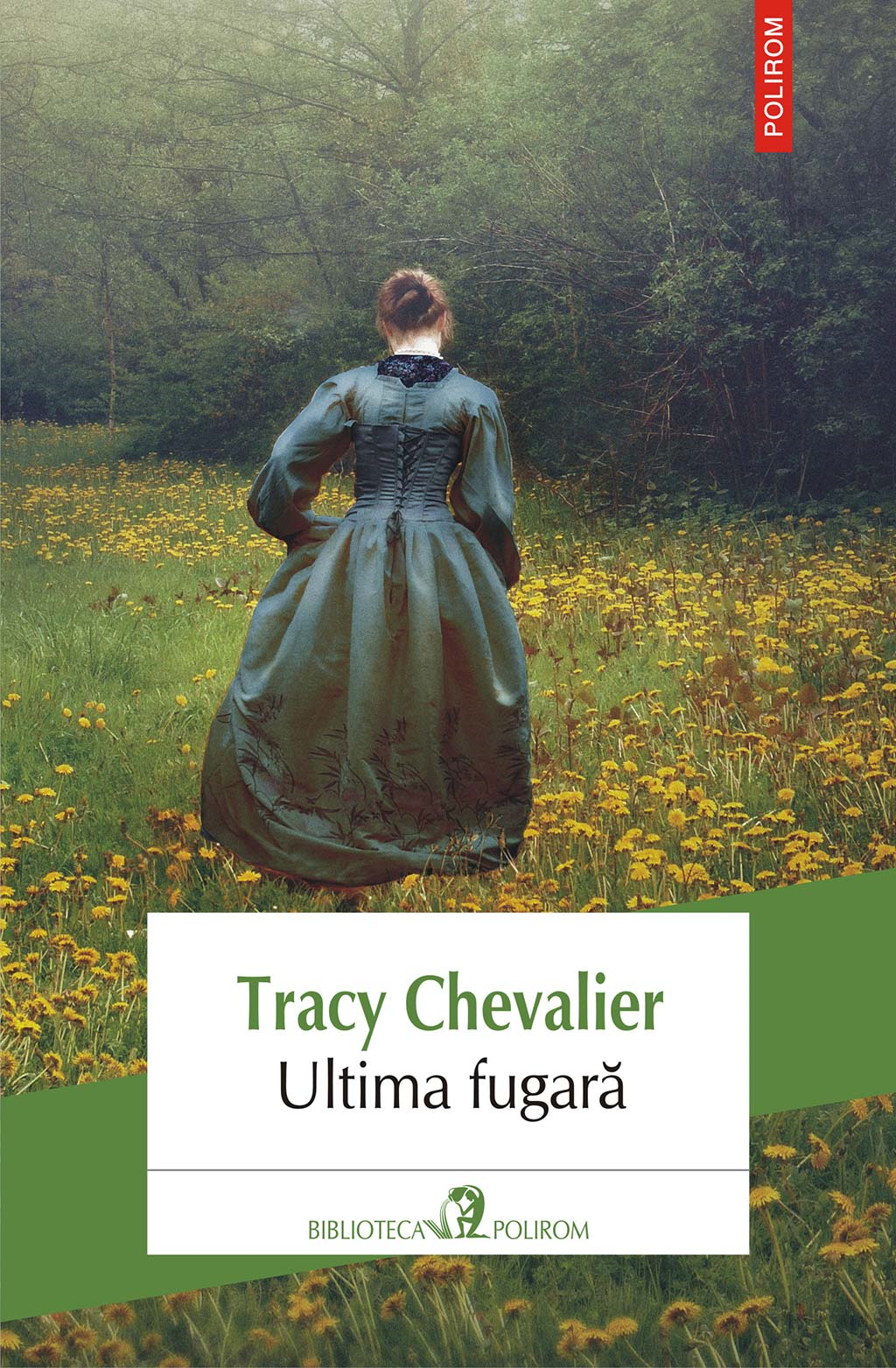 Ultima fugară (Romanian edition)