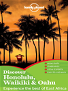 Lonely Planet Discover Honolulu, Waikiki & Oahu: