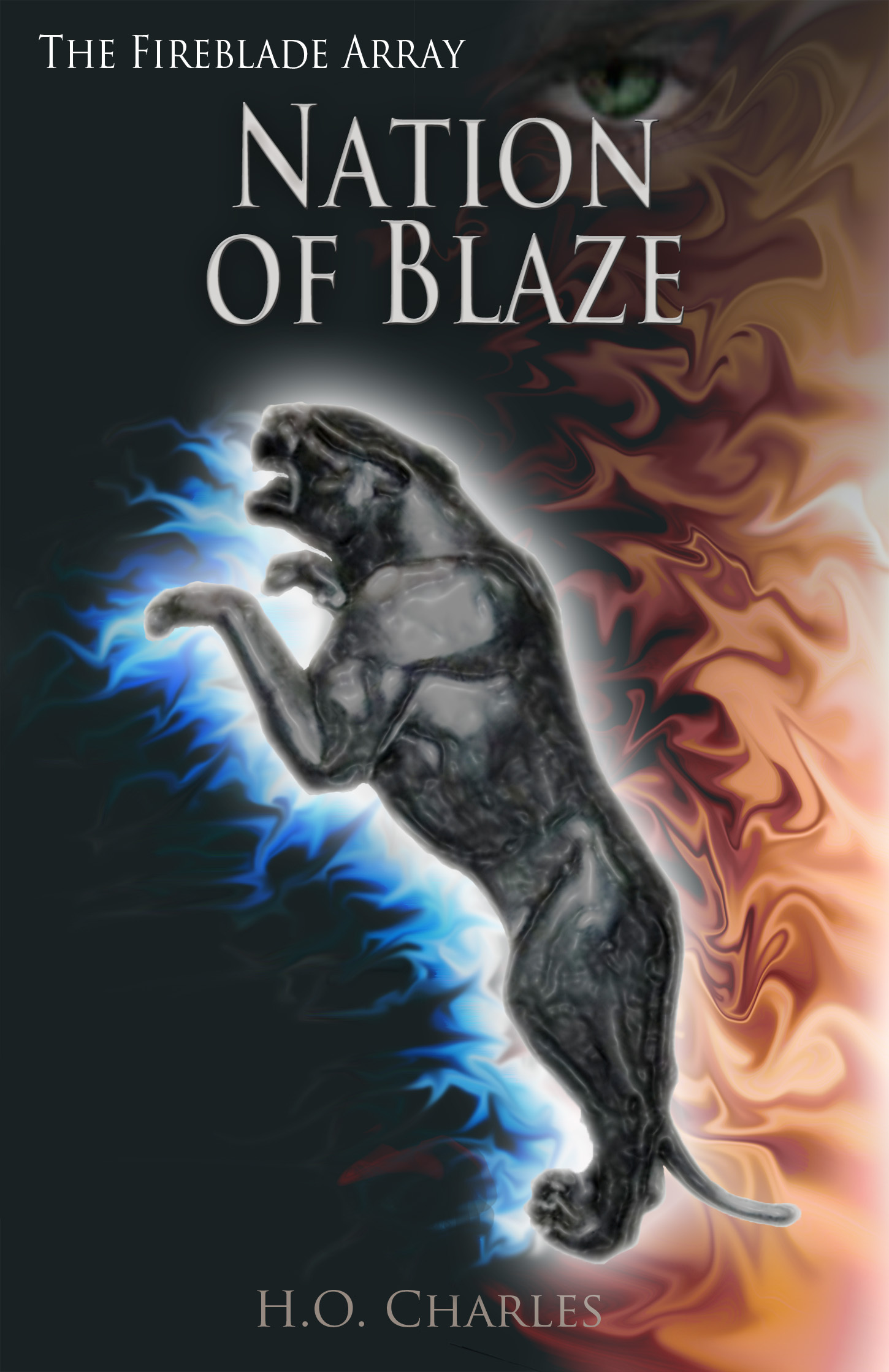 Nation of Blaze (Volume 2 of The Fireblade Array)