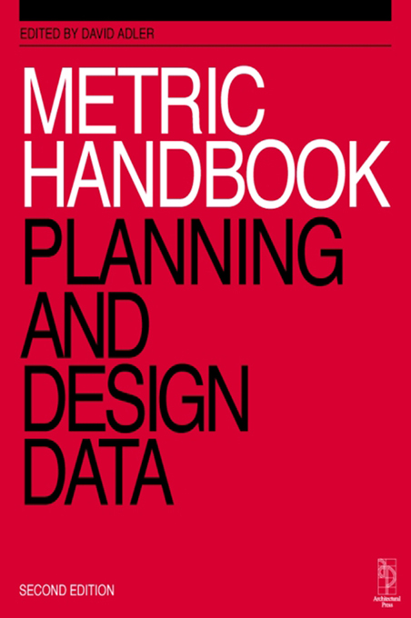 Metric Handbook By: David Adler