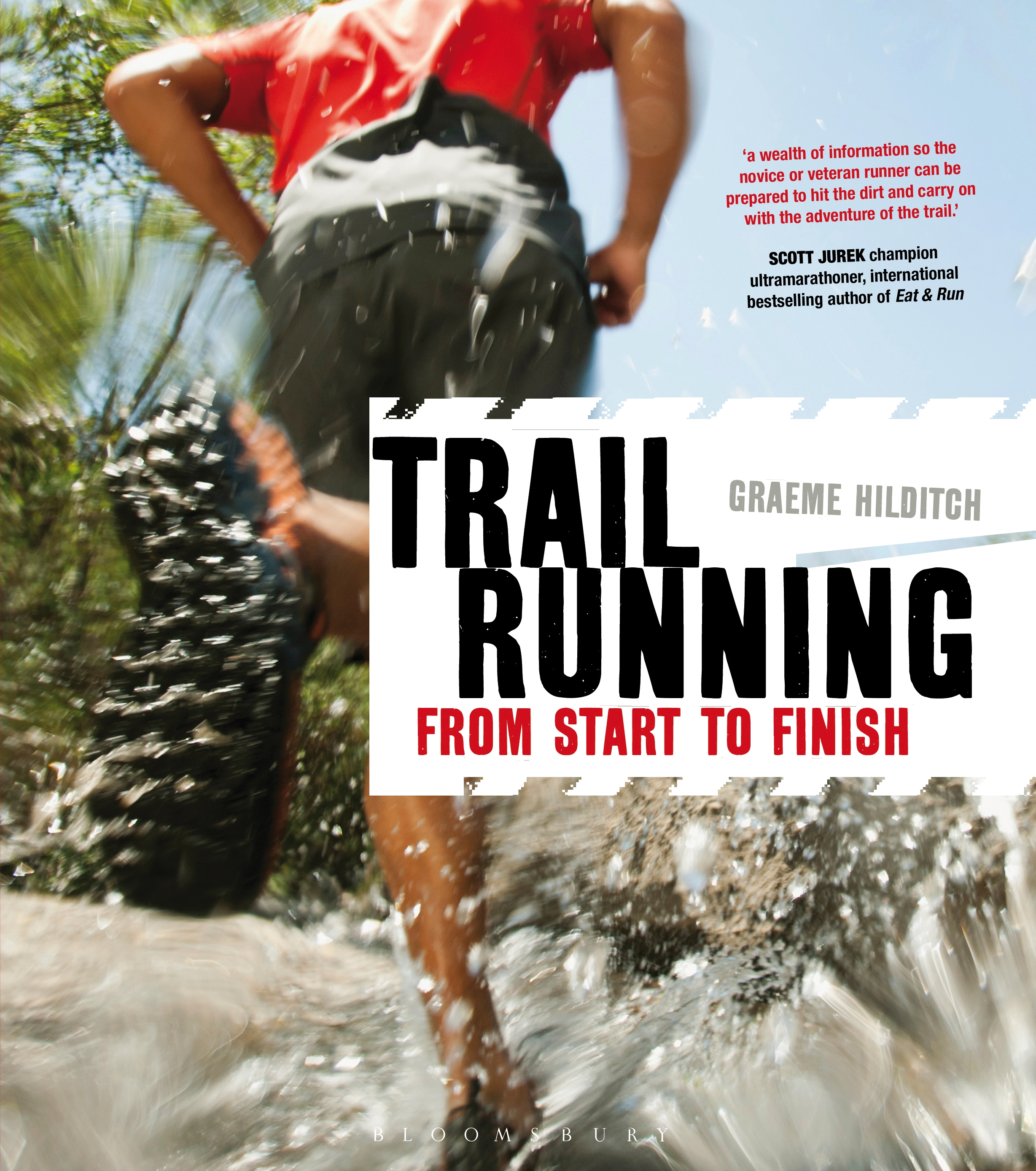 Trail Running From Start to Finish