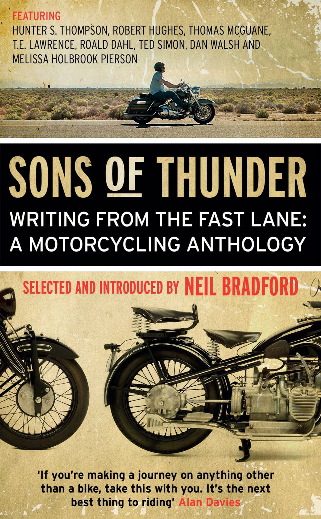 Sons of Thunder Writing from the Fast Lane: A Motorcycling Anthology