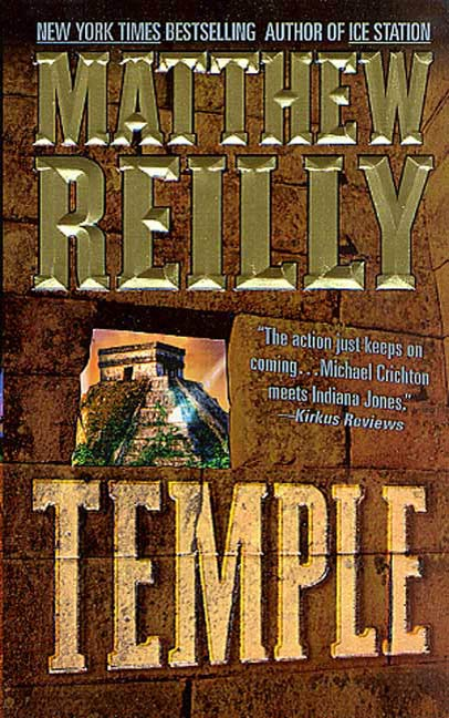 Temple By: Matthew Reilly