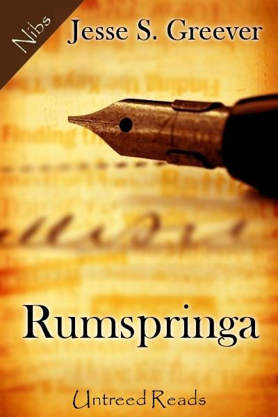 Rumspringa By: Jesse S. Greever