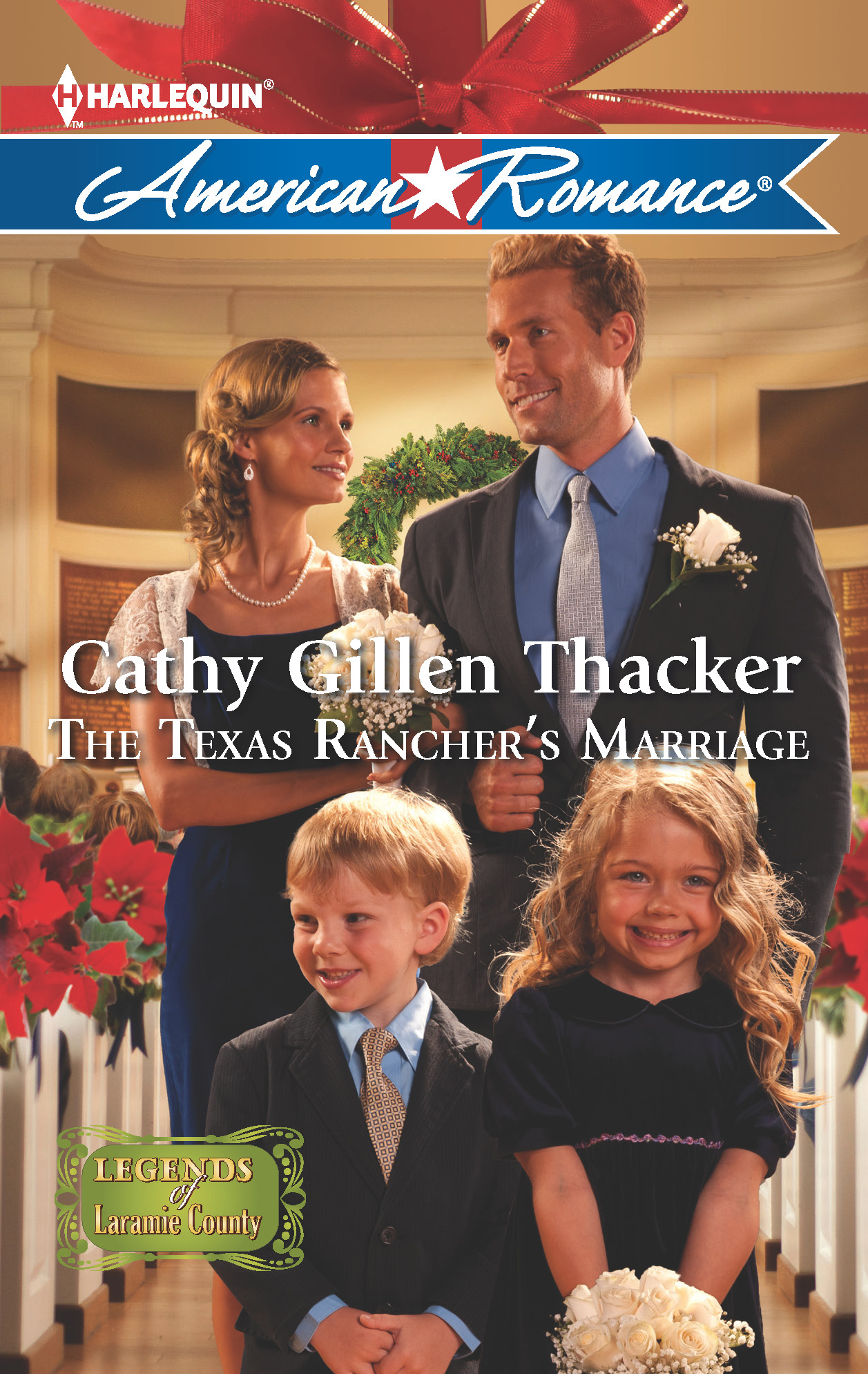 The Texas Rancher's Marriage By: Cathy Gillen Thacker