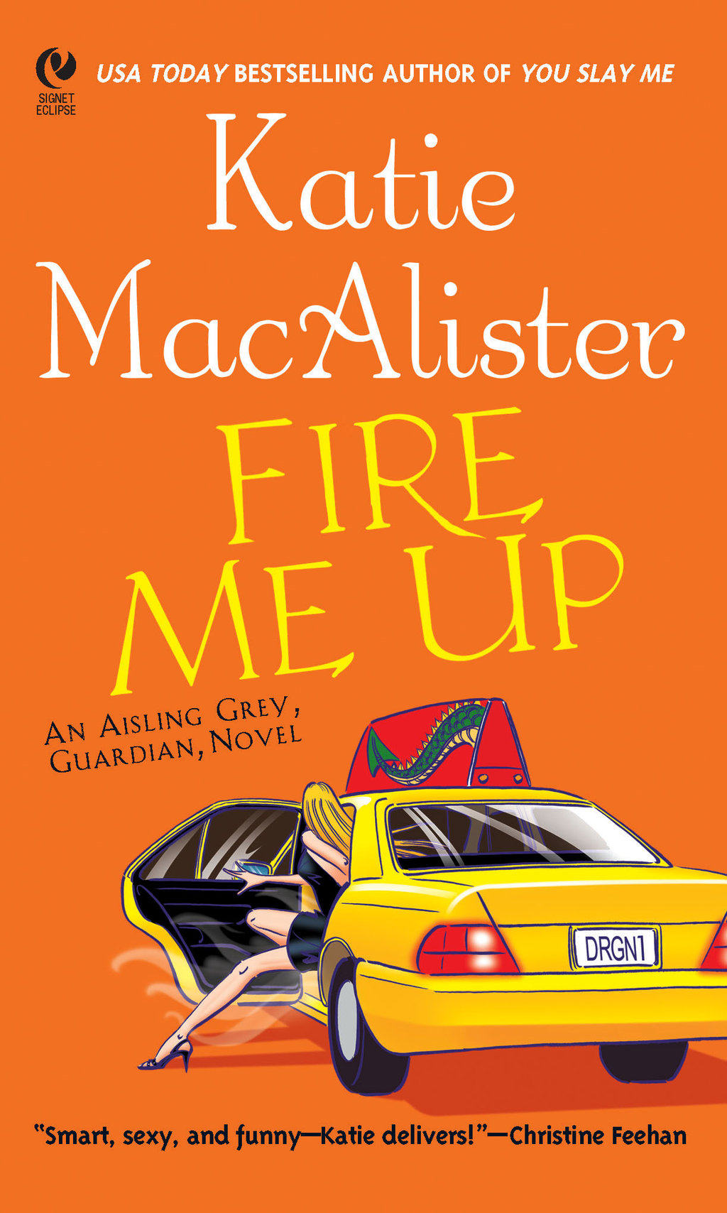 Fire Me Up By: Katie MacAlister
