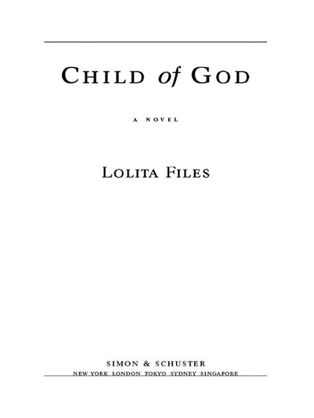Child of God By: Lolita Files