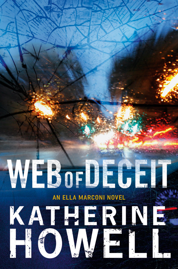 Web of Deceit: An Ella Marconi Novel 6